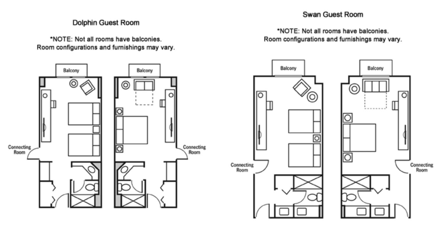 Traditional room floor plan